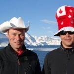 White Hat Goes to Antarctica