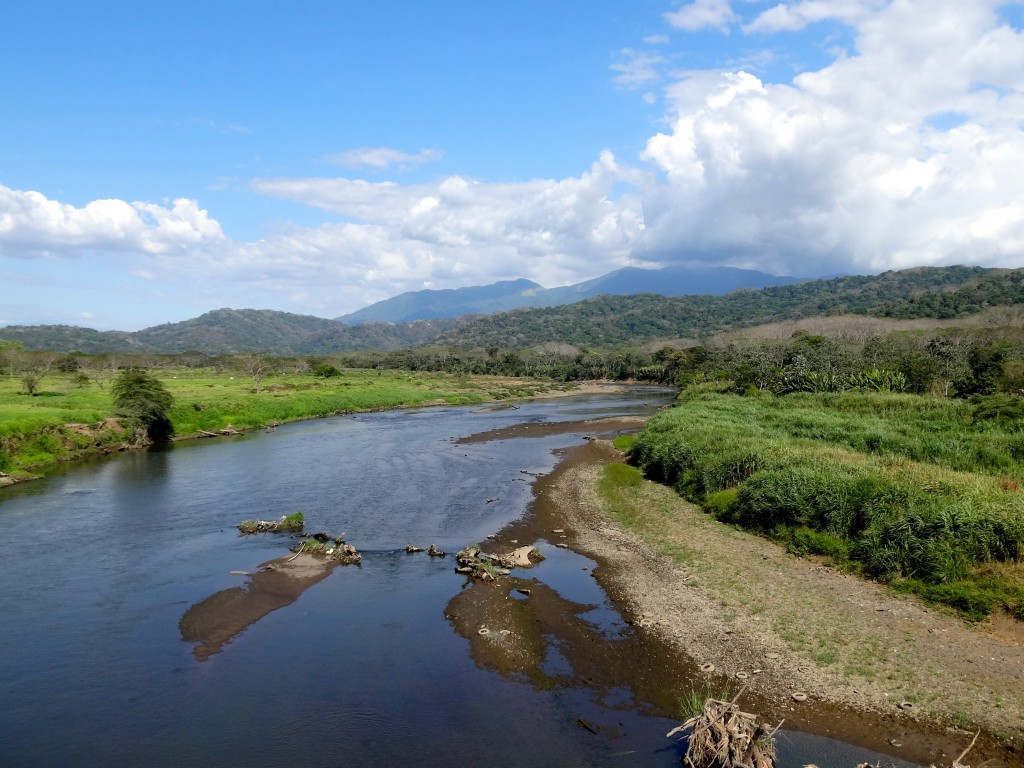 Tarcoles River is one of the most polluted in the world