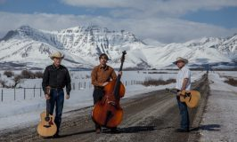 The Wardens sing about buffalo and life on the range