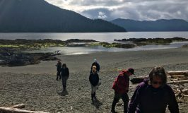 Haida and Parks Canada partner against invasive species